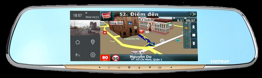 GPS Định vị xe máy-Camera Hành Trình