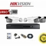 Trọn Bộ Camera Hikvision 3 Mắt