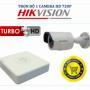 Trọn Bộ Camera Hikvision 1 Mắt